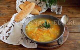 Как приготовить геркулесовый суп