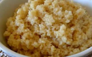 пшеничная каша рецепты