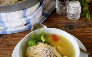 рыбный суп с тыквой рецепт
