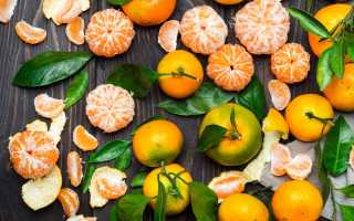 Рецепт домашнего мармелада из мандаринов