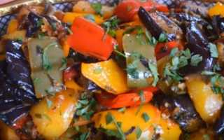 рецепт вкусного овощного рагу