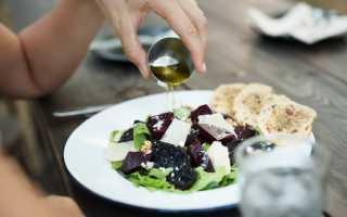 соус для салатов из свежих овощей