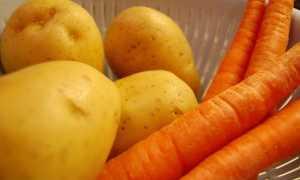овощи для салата в мультиварке