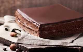Как приготовить шоколадный крем на торт