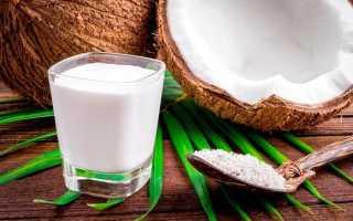 Что можно приготовить из кокосового молока
