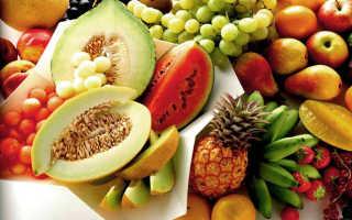 В каком фрукте больше калорий