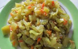Перец болгарский морковь лук