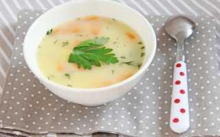 кукурузный суп рецепт