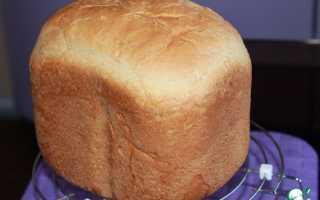 Молочный хлеб в хлебопечке редмонд