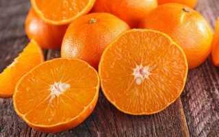 Гибрид апельсина и мандарина название которого клементин