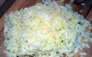 кнели картофельные рецепт