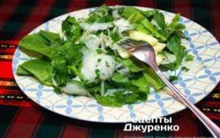 капуста кольраби рецепты приготовления салатов