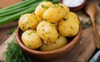 Калорийность продуктов картофель отварной