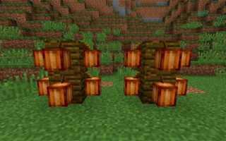 Зачем нужны какао бобы в minecraft
