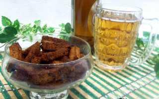 Видео Домашние сухарики с чесночным соусом