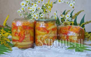 зеленые помидоры по корейски на зиму
