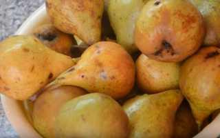 Грушевое варенье из больших сочных груш по гречески