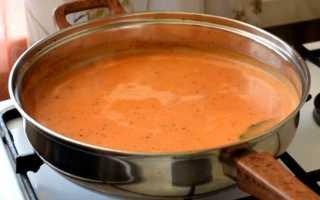 какой соус сделать к макаронам
