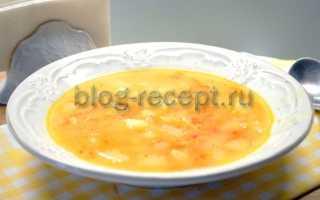 Суп из гороха рецепт цд