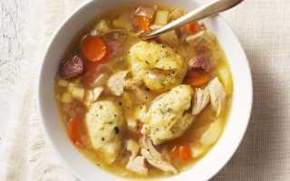супы со свининой рецепты с фото