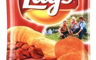 Какие бывают вкусы чипсов лейс