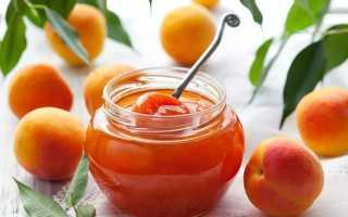 Варенье из цельных абрикосов без косточек