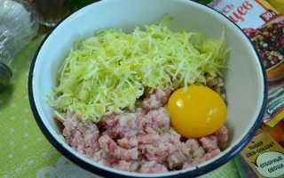запеканка с фрикадельками и картофелем в духовке