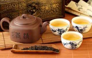Где проводится чайная церемония