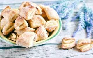 Как испечь творожное печенье в домашних условиях