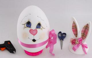 Наклейки на яйца пасхальные инструкция