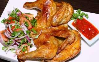 Маринад для цыпленка табака в духовке