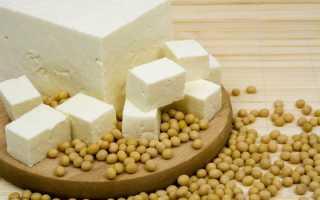 Видео соевый сыр тофу