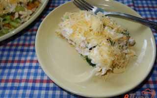 салат из курицы кукурузы яиц