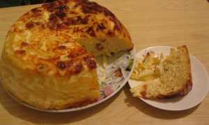 как приготовить бабку из макарон